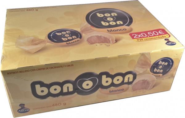 Praline - BON O BON BLANCO - ARCOR - 480g
