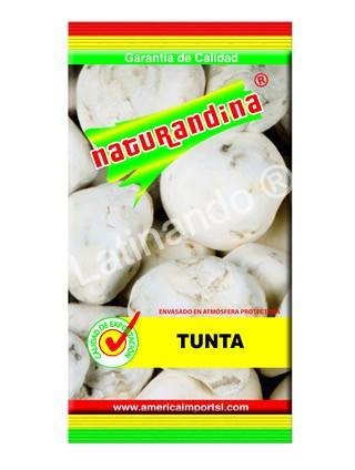 Weiße getrocknete Kartoffel - Chuño Jauja - Tunta - 250g
