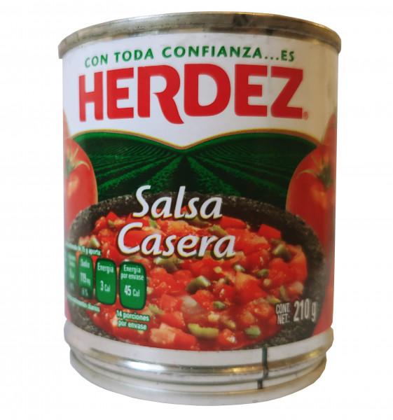 Salsa Casera HERDEZ 210g