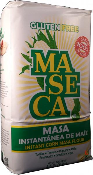 MASECA Nixtamalisiertes Maismehl für Tortillas und Tamales - 2Kg