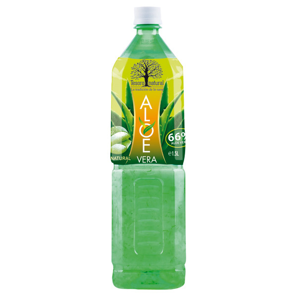 Aloe Vera Getränk - Tesoro Natural - 1,5L