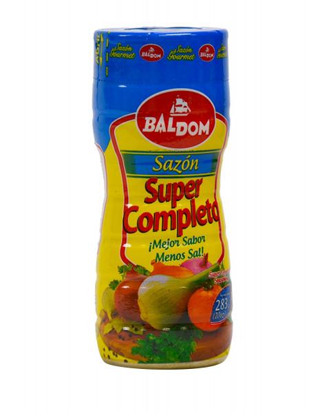 Sazonador adobo completo - BALDOM SUPER COMPLETO