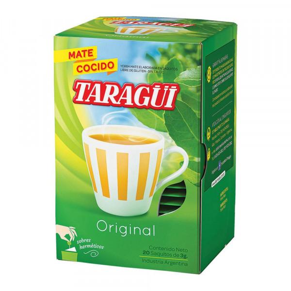 TARAGÜI Mate Tee in Beutel - Saquitos - 500g