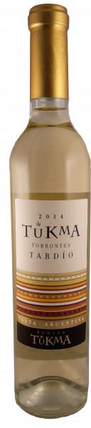 TUKMA Torrontes Tardio | Dessertwein weiß | Salta