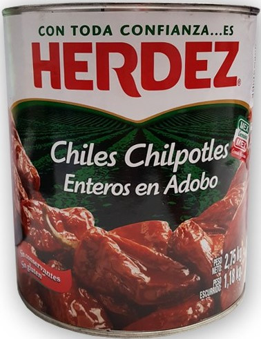 Chipotle Adobado - HERDEZ