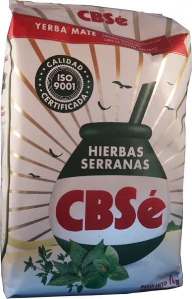 CBSE Compuesta Hierbas Serranas - Mate Tee mit Bergkräuter - 1Kg