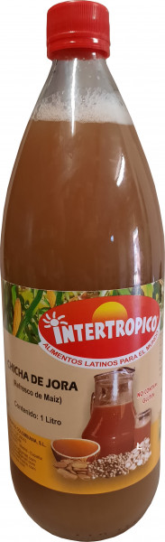Chicha de Jora aus Peru - Intertropico 1 Liter