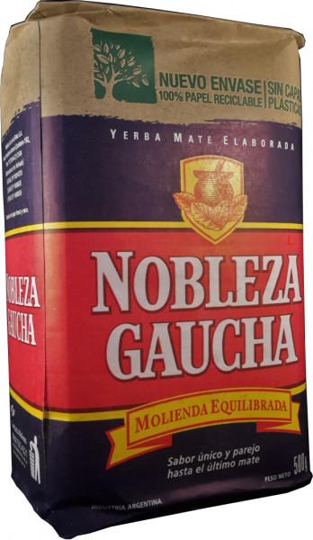 NOBLEZA GAUCHA |Yerba Mate Tee |Argentinien | 500g