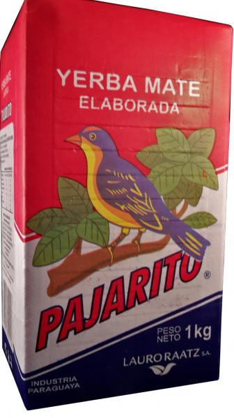 PAJARITO Tradicional - Mate Tee aus Paraguay - 1Kg