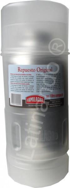 Einlage für LUMILAGRO Thermoskannen - 1 Liter