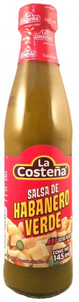 Gruene Habanero Sauce - La Costena - Mexiko - 145ml