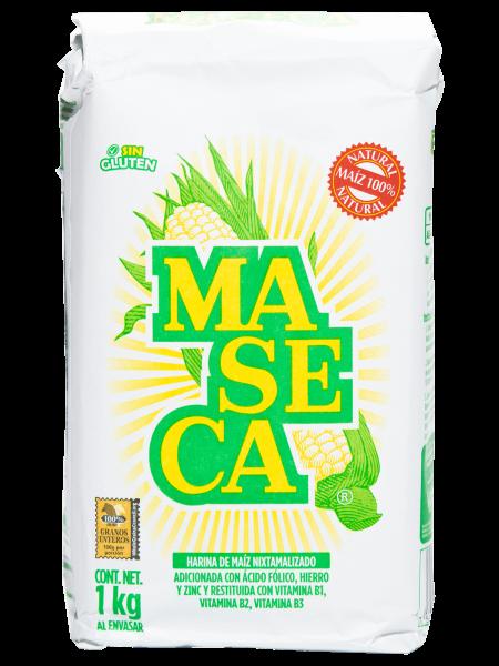 MASECA Maismehl für Tortillas 1Kg