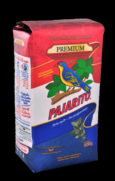 Pajarito Despalada - Premium Mate Tee ohne Staengel