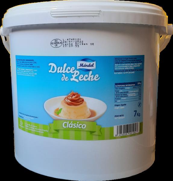 Dulce de Leche Clasico - MARDEL - 7KG