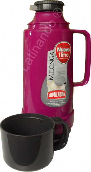 "Thermoskanne LUMILAGRO ""MILONGA"" 1L"