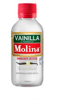 Vanille - Vainilla El Papantla - MOLINA 250ml