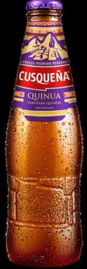 CUSQUEÑA Quinoa - Peruanisches Bier 330ml