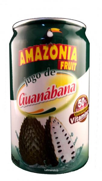 Guanabana Getränk | AMAZONIA Fruit