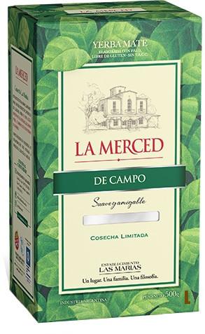Mate Tee LA MERCED **DE CAMPO** 500g