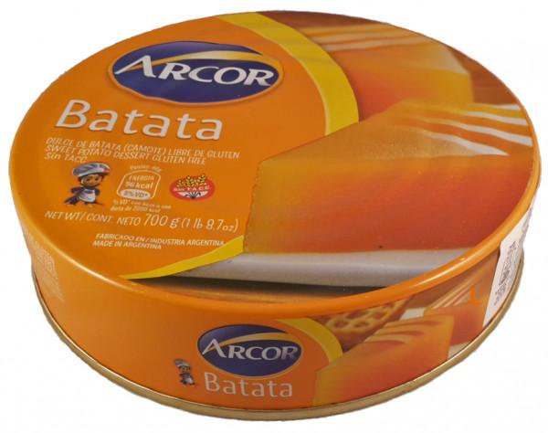 Dulce de Batata - Camote - Suesskartoffeldessert - ARCOR - 700g