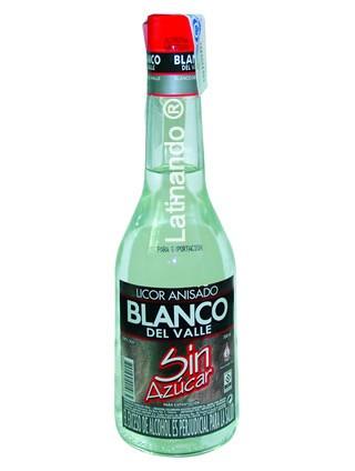 Aguardiente Blanco del Valle ohne Zucker - Anisschnaps 700ml