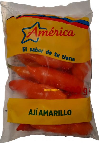 Aji amarillo - Gelbe Chili aus Peru 500g