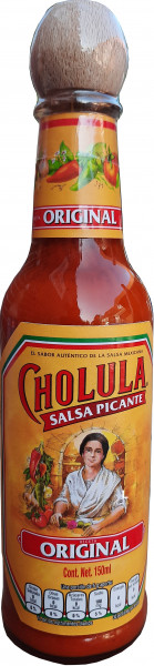 Cholula Salsa Picante Original 150ml