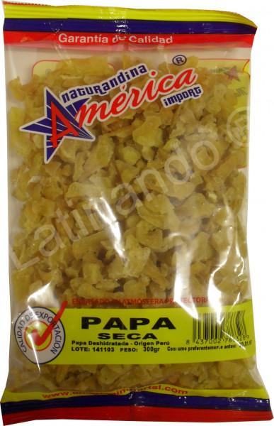 Getrocknete gelbe peruanische Kartoffel - Papa seca amarilla - 300g