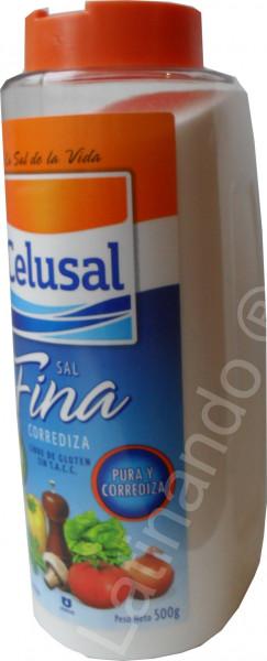 Feines Salz - CELUSAL - Salzspender 500g