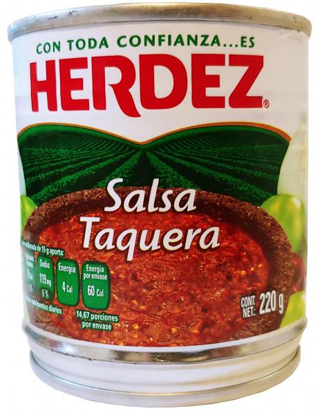 Salsa Taquera HERDEZ 210g