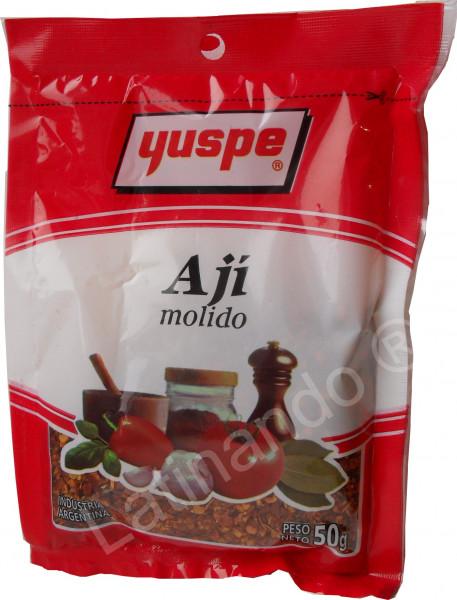 Chilipulver - Aji Molido - Chilipowder - YUSPE - 50g
