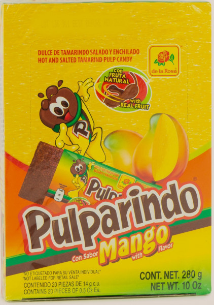 Pulparindo Mango