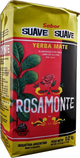ROSAMONTE Suave - Mate Tee aus Argentinien - 500g