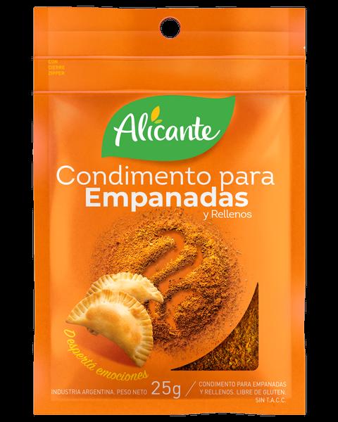 Condimento para Empanadas Alicante