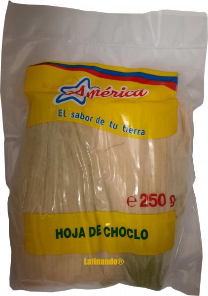Hoja de Choclo - Maisblätter - America - 250g