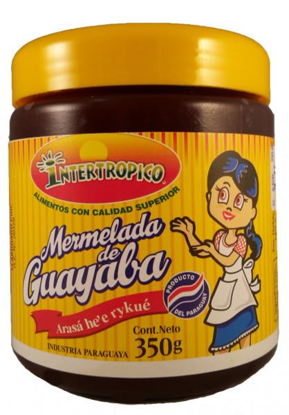 Guavenmarmelade Intertropico - Paraguay - 350g