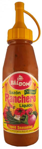 Sazonador liquido  BALDOM RANCHERO - 440g