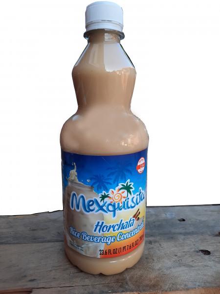 Horchata - Milchreisgetränk - MEXQUISITA