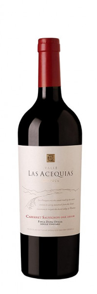 Valle Las Acequias - Cabernet Sauvignon Oak - Single Vineyard