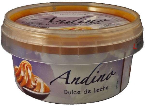 Arequipe | Manjar blanco | ANDINO 250g