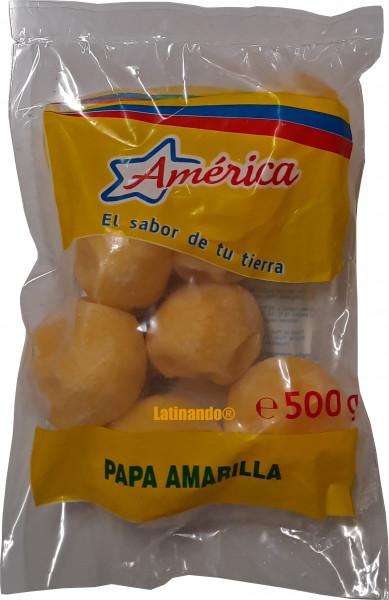 Papa Amarilla - Gelbe peruanische Kartoffel - America - 500g