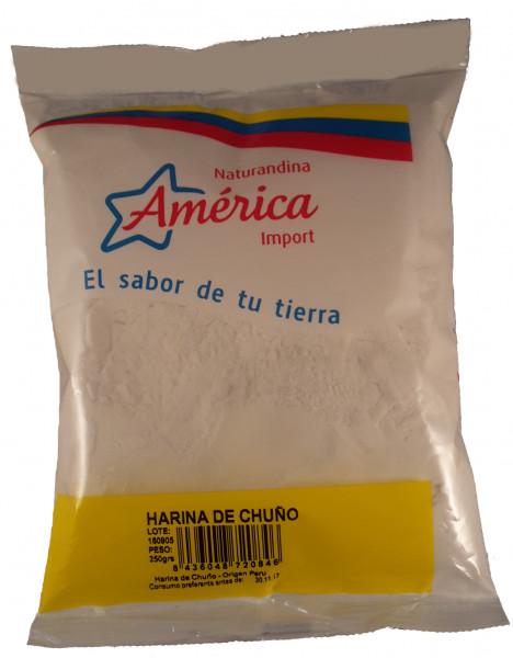 Harina de Chuno - Kartoffel Stärke - Peru 250g