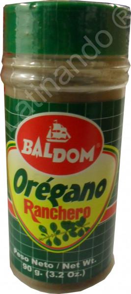Gemahlener Oregano - BALDOM RANCHERO OREGANO - 90g