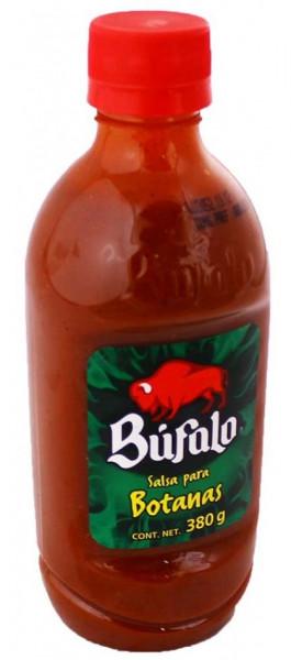 Bufalo Ponny - Scharfe Chilisoße - Salsa para Botanas 380 ml