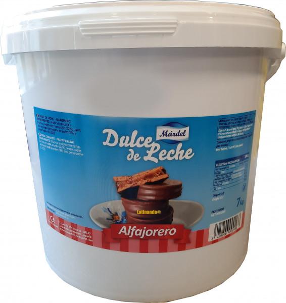 Dulce de Leche Alfajorero MARDEL 7KG