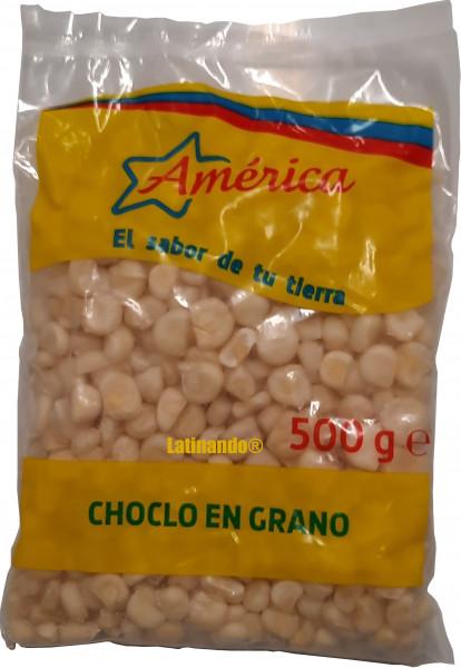 Choclo desgranado - Peruanische Maiskörner - 500g