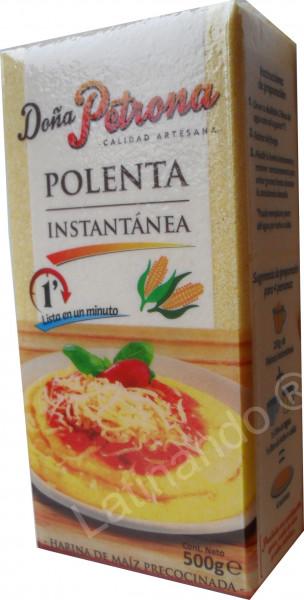 Instant-Polenta - Polenta vorgegart - DOÑA PETRONA - 500g