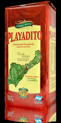 Playadito Despalada - Mate Tee ohne Stängel - 500g