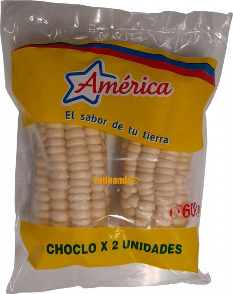 Choclo Entero - Peruanische Maiskolben - 600g