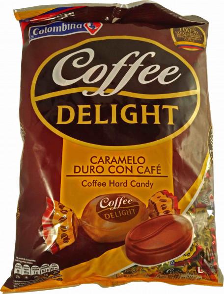 Coffee Delight - Kolumbianische Kaffeebomboms - 380g